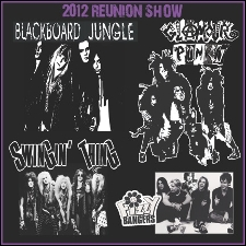 Demolition Doll Records presenta: Sunset Strip Reunion