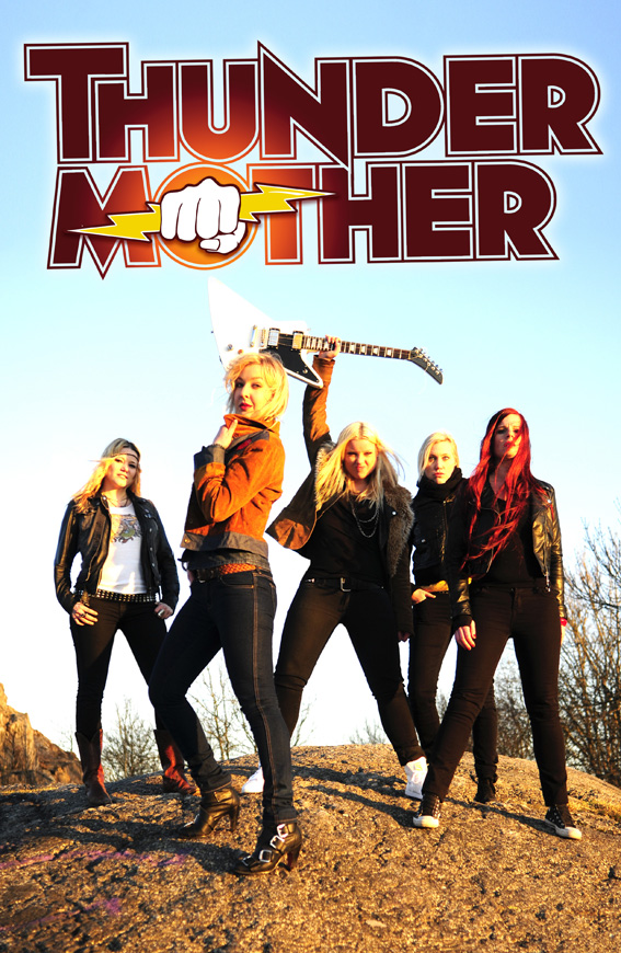 "Thundermother: video di ""Shoot To Kill"""
