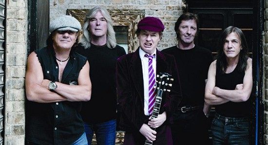 AC/DC in Italia?