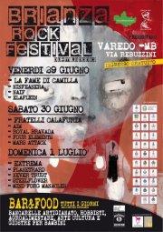 Brianza Rock Festival  2012