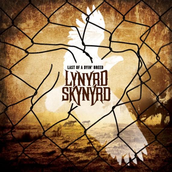 """Artwork di """"Last Of A Dying Breed"""" dei Lynyrd Skynyrd"""