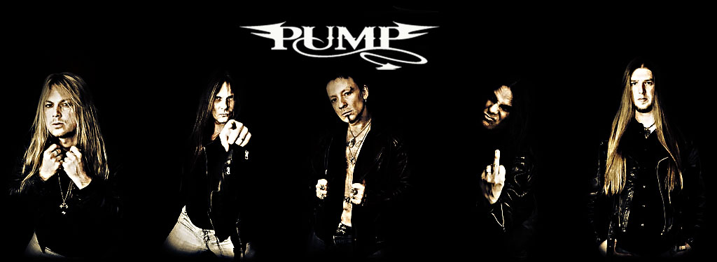 Pump in studio