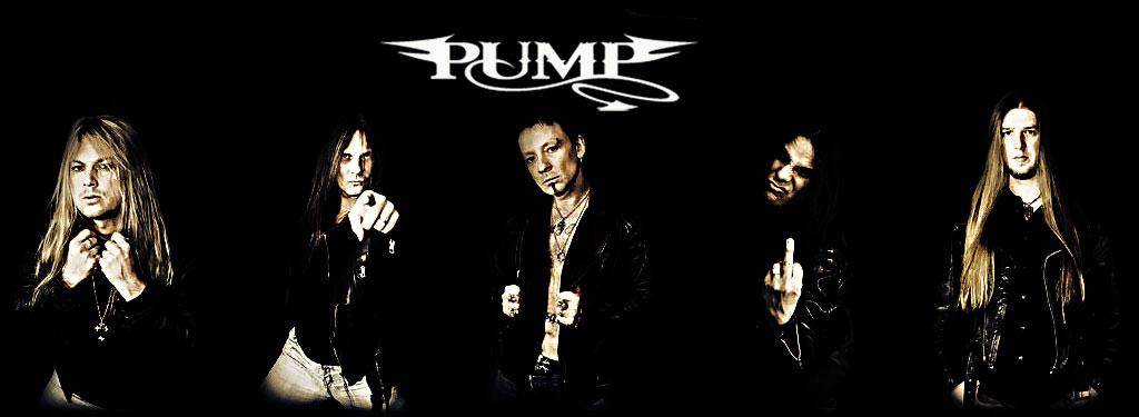 Pump in studio