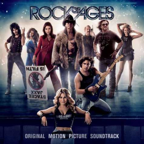Streaming della colonna sonora di Rock Of Ages