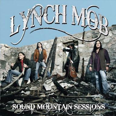 """Rat Pak Records annuncia l'uscita del nuovo CD dei Lynch Mob """"Sound Mountain Sessions"""""""