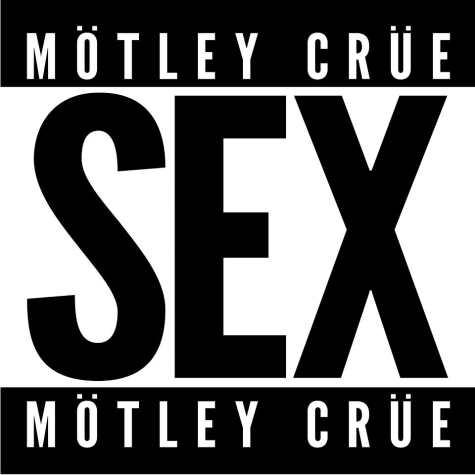"""Copertina di """"Sex"""" dei Motley Crue"""