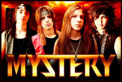 "Video di ""Raise Your Fist"" per i giovanissimi Mystery"