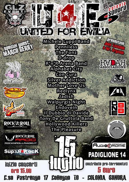 United 4 Emilia 2