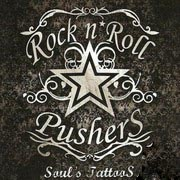 "Rock And Roll Pushers ""Soul's Tattoos"""