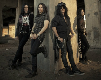 Slash featuring Myles Kennedy and The Conspirators: tour headliner, tre date in Italia!
