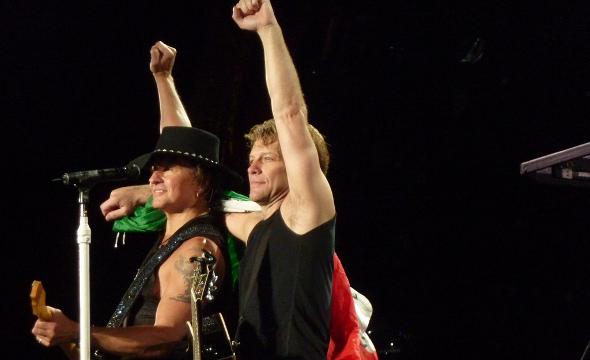 Nuovo tour a febbraio per i Bon Jovi