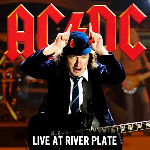 """Live At River Plate"" degli AC/DC in CD e vinile"