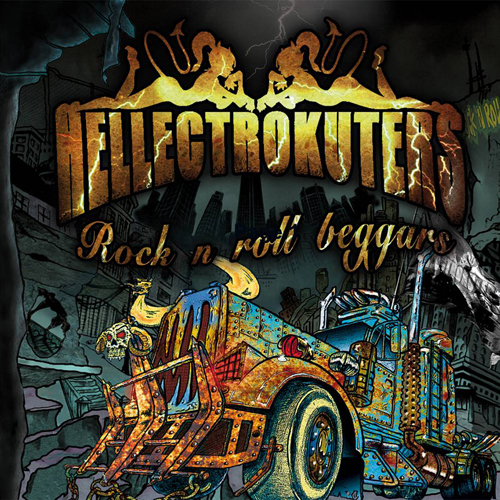 "Hellectrokuters ""Rock 'n Roll Beggars"""