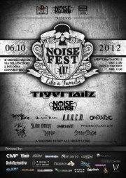 Comunicato stampa NOISE FEST 2: on line il trailer ufficiale del festival!