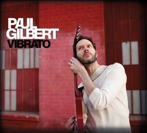 """Fuori ad ottobre """"Vibrato"""", il nuovo album di Paul Gilbert"""