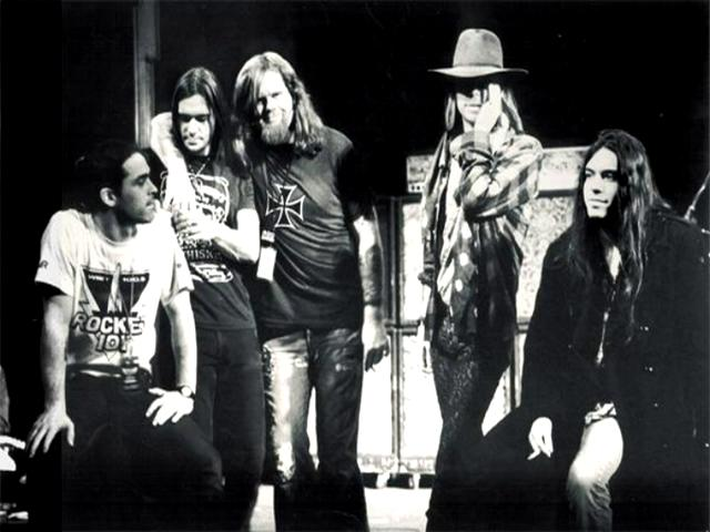 Live album per i The Four Horsemen