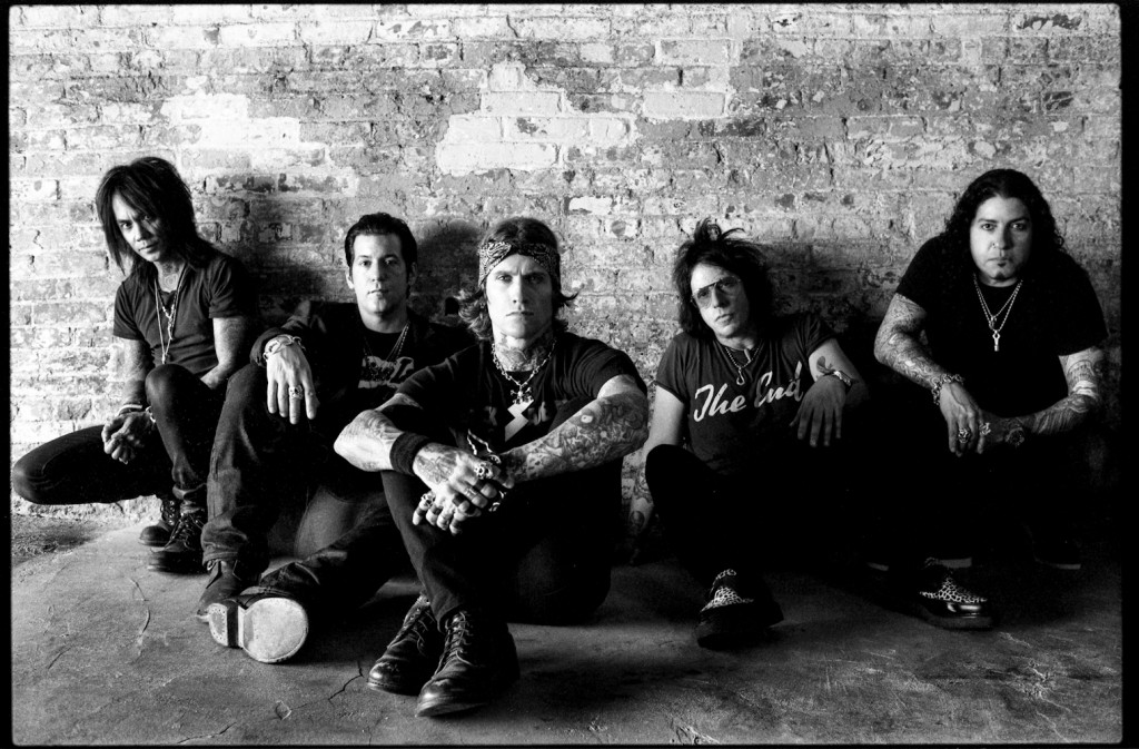 Buckcherry: unica data italiana