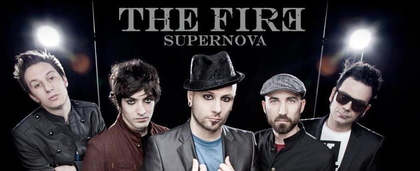 "Valery Records: THE FIRE – in uscita l'attesissimo nuovo album ""Supernova"""