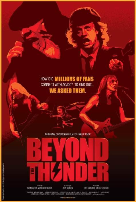 "Anteprima di ""Beyond The Thunder"" degli AC/DC"