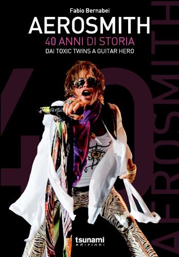 Aerosmith – 40 anni di storia Dai Toxic Twins a Guitar Hero