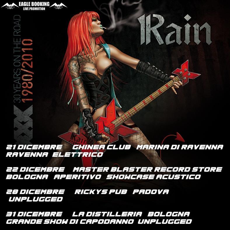"""Rain: concluso l'""""XXX Tour"""""""