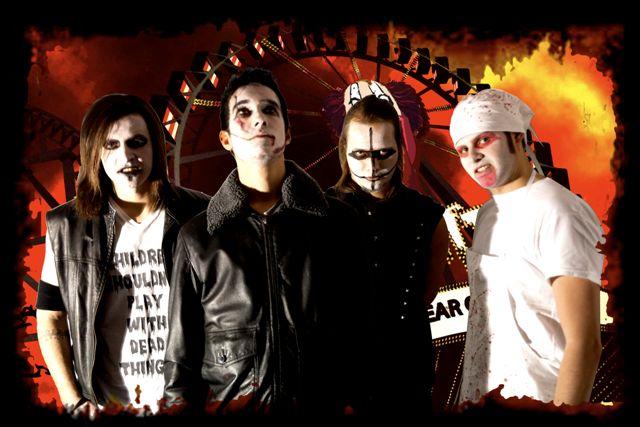 Splatters: alcune canzoni faranno parte di un film horror