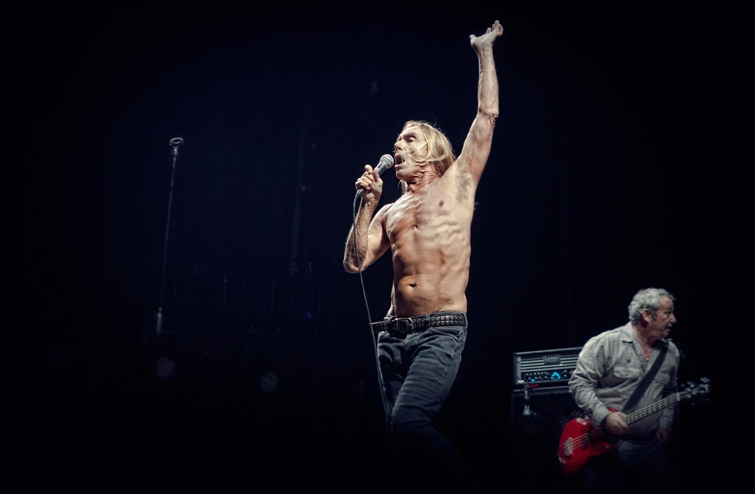 Iggy & The Stooges: due date in Italia a luglio a Roma e Milano! Per la prima volta a Roma