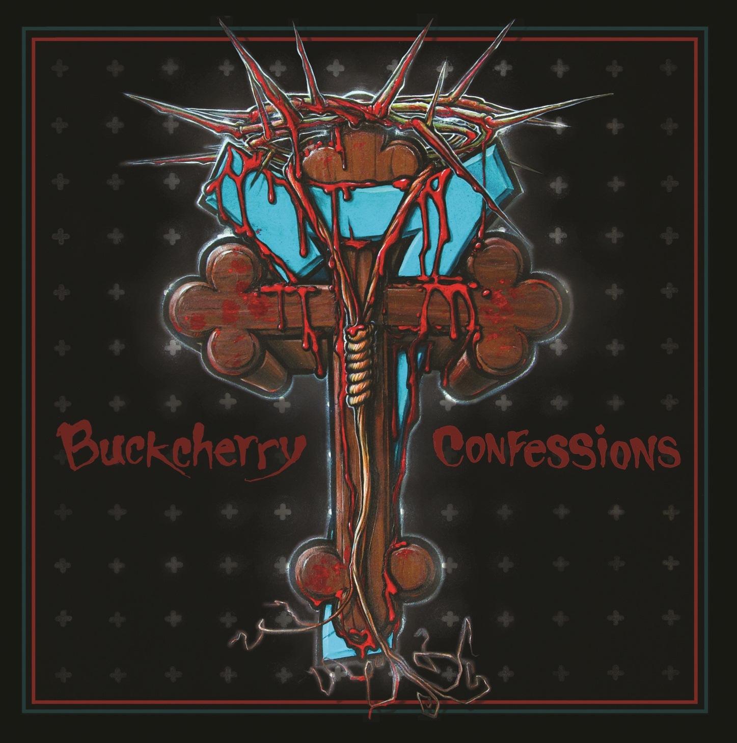 """Buckcherry: i dettagli su """"Confessions"""""""