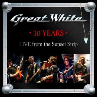 I Great White celebrano i 30 anni con un album dal vivo