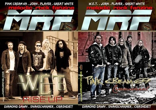 Pronto il nuovo numero di Melodic Rock Fanzine