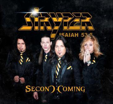 Gli Stryper firmano per la Frontiers Records