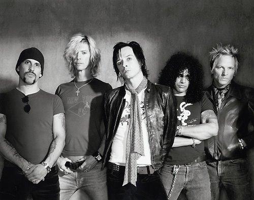 Velvet Revolver: alla ricerca del cantante