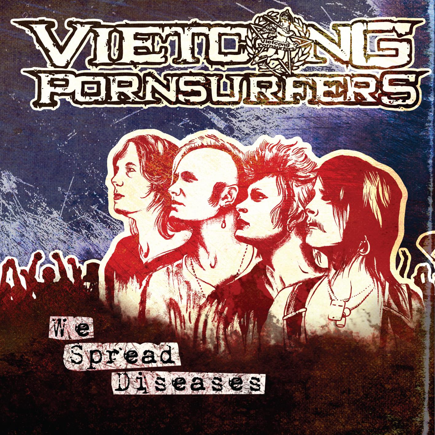Nuovo album e tour per i Vietcong Pornsurfers