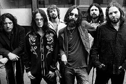Black Crowes tornano in Italia