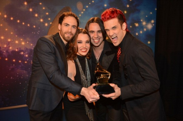 Halestorm: Grammy 2013 e nuovo video