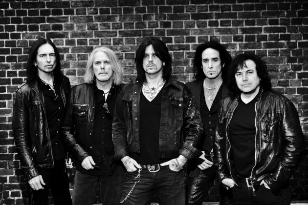 Prima per i Black Star Riders