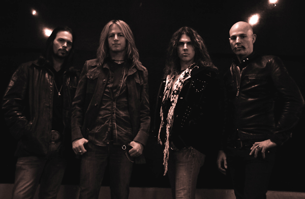 "Video di ""My Lust Your Fate"" per i Burning Rain"
