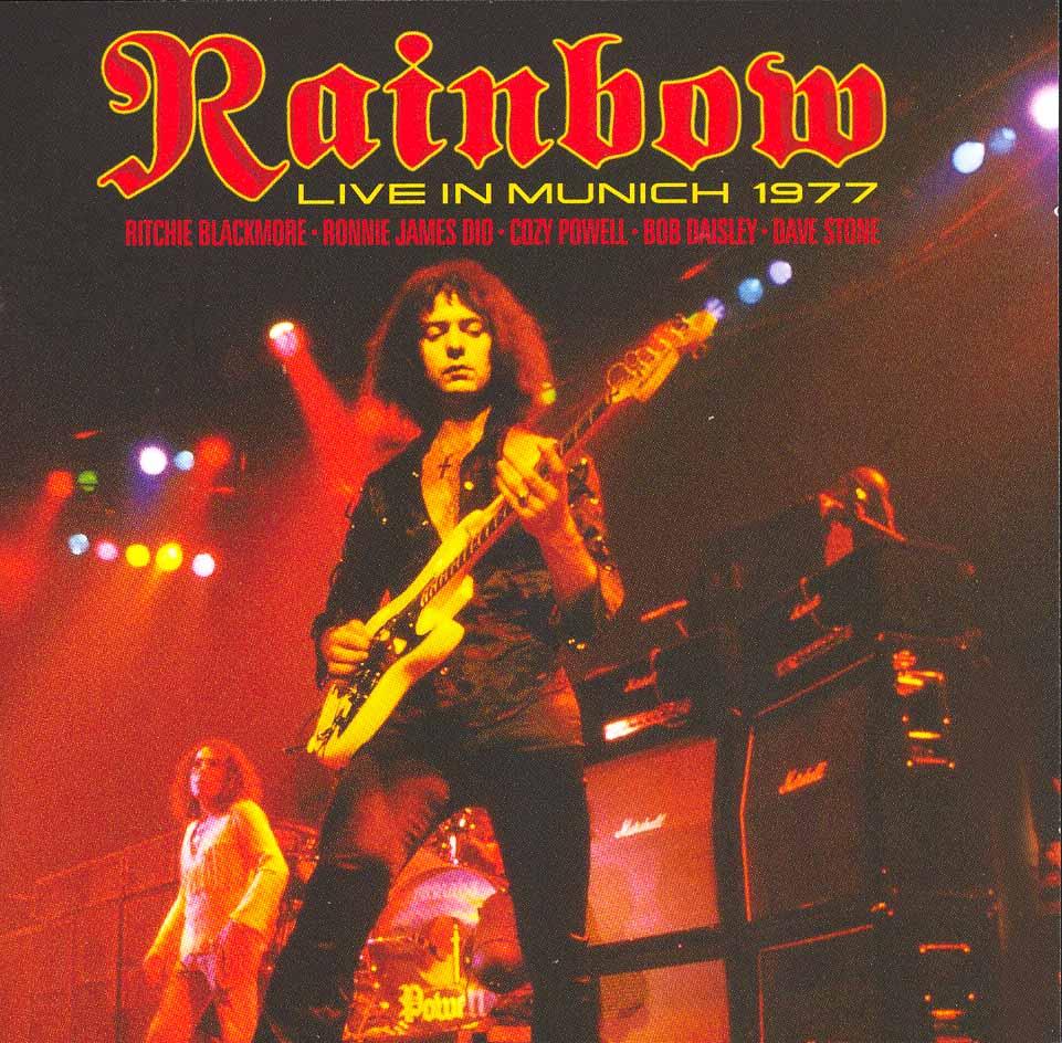 """Live in Munich 1977"", nuova uscita per i Rainbow"