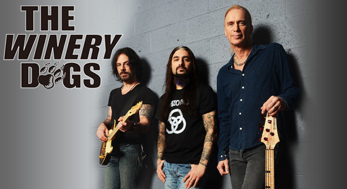The Winery Dogs: la superband con Portnoy e Sheenan in data unica italiana