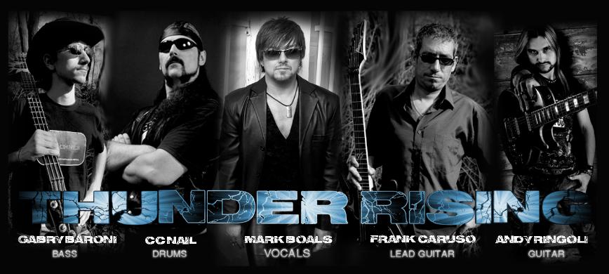 In arrivo Thunder Rising, il nuovo progetto di Frank Caruso con Mark Boals