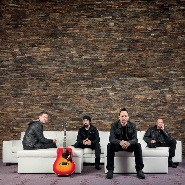 Volbeat: tour headliner, ad ottobre a Milano