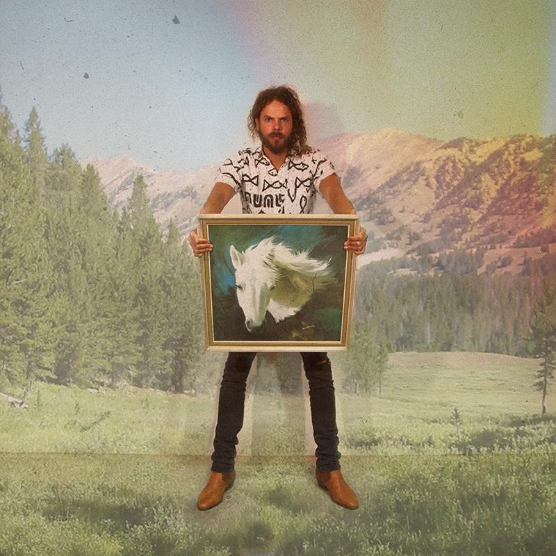 Andrew Stockdale dei Wolfmother torna con il suo primo album autoprodotto a suo nome.