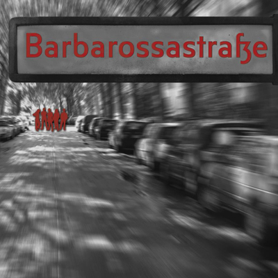 """Barbarossastraße """"Barbarossastraße"""""""