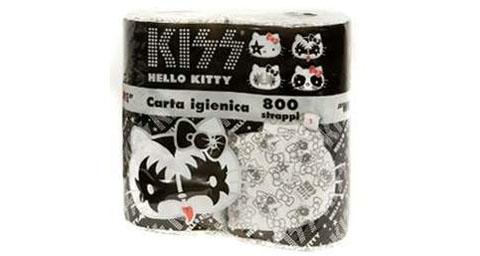 Hello Kitty e Kiss, ecco i nuovi gadget