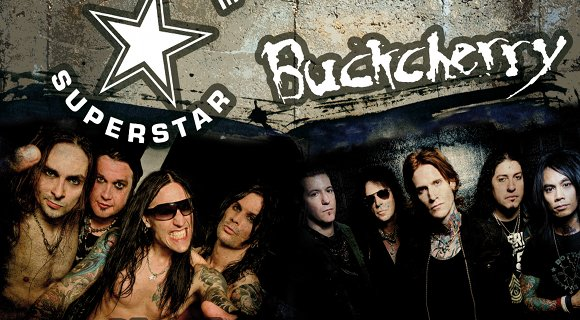 Hardcore Superstar e Buckcherry in tour insieme