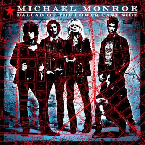 "Video di ""Horns And Halos"" per Michael Monroe"