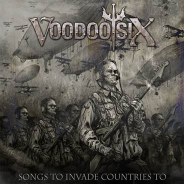 Voodoo Six, nuovo album in uscita il 4 giugno. Dal vivo al Sonisphere