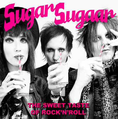 Sugar Sugaar, nuovo gruppo sleaze glam francese