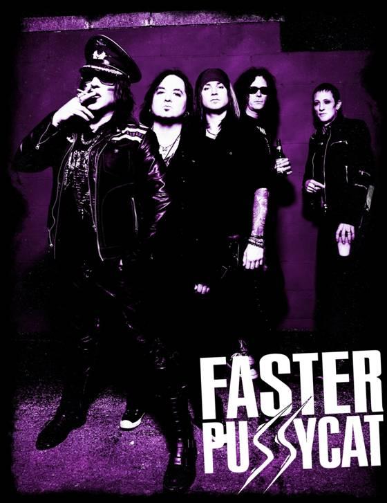 Faster Pussycat: Danny Nordahl cade durante uno show