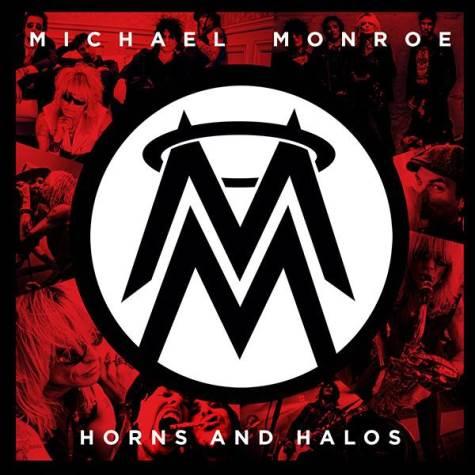 Michael Monroe: la copertina e la tracklist di 'Horns And Halos'
